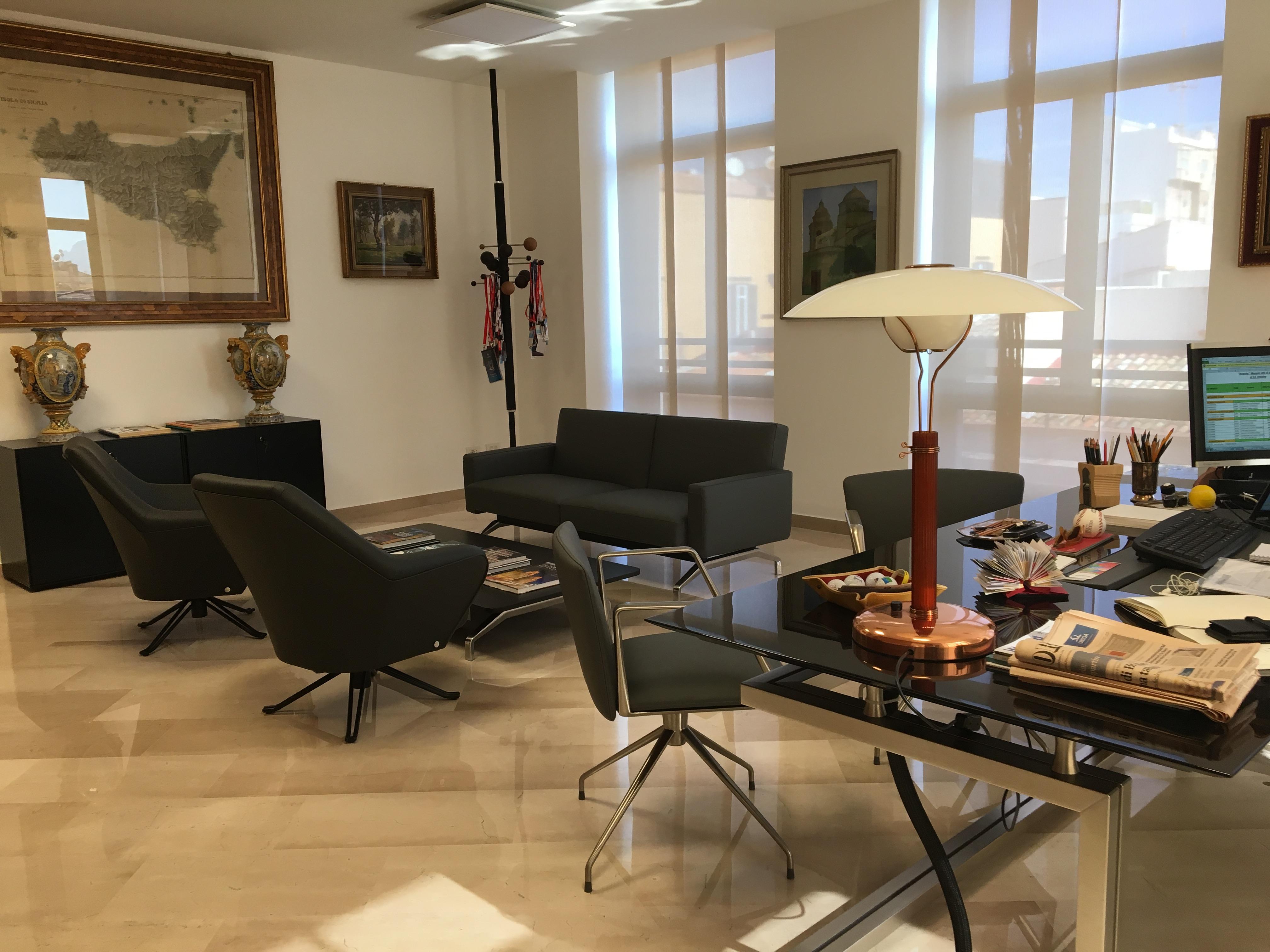 Ristrutturazione nuovo Unicredit Private Banking Palermo