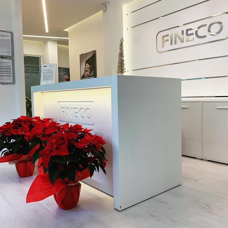 Uffici FINECO via Sciuti Palermo